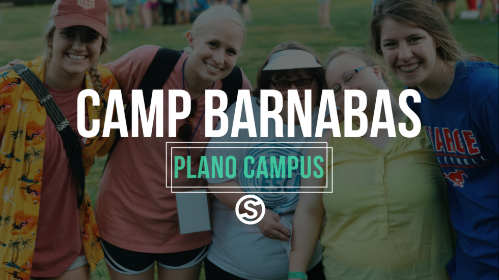 Camp Barnabas Graphic