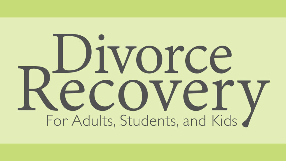 Divorce Recovery Post Launch Wc 1920X1080