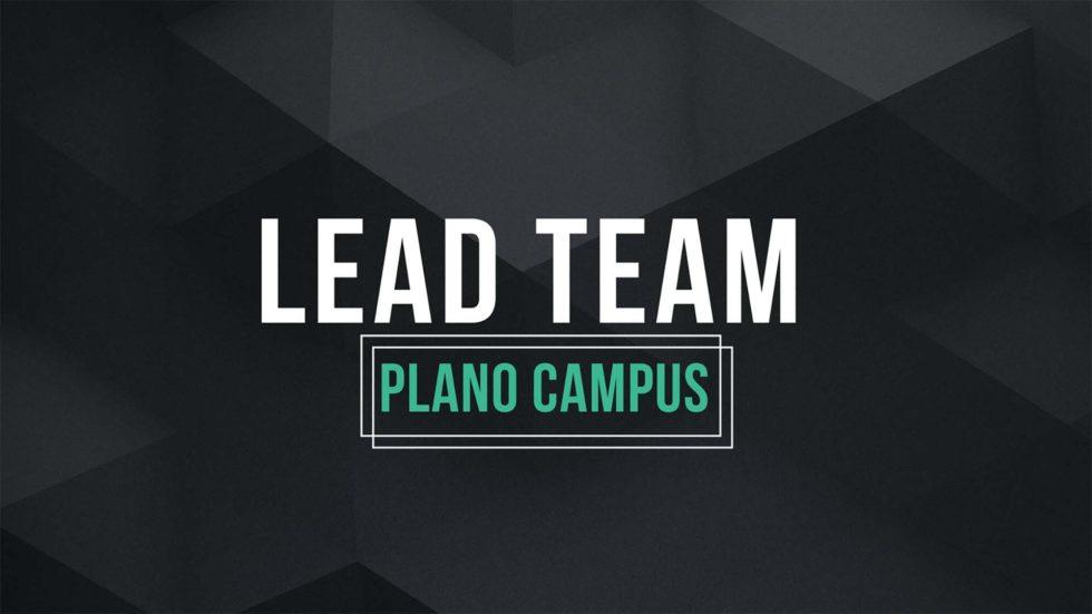 Lead Team Copy